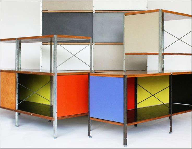 Charles And Ray Eames, Storage Unit, 1951 1954, Mark McDonald