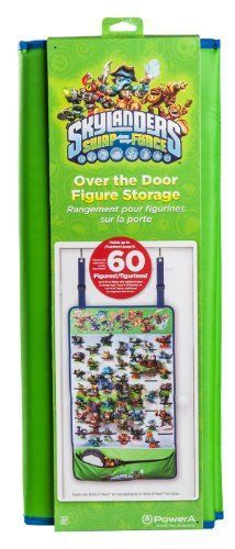 POWER A Skylanders SWAP Force OvertheDoor Storage -- More info could be found at the image url.