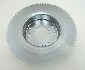 Parts and Accessories 64657: 72 Tooth Rear Sprocket Mini Bike Go Kart Drift Trike #35 Chain Azusa Tri Star -> BUY IT NOW ONLY: $46.87 on eBay!