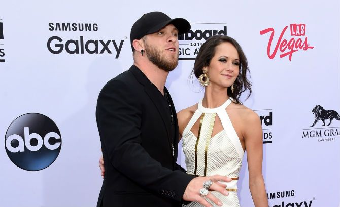 Brantley Gilbert Married? Country Star Marries Fiance Amber Cochran #brantleygilbert #ambercochran