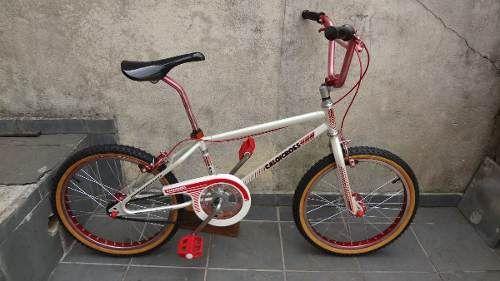 Caloi Cross Quadro Gota 45 Peças Extra Light Vermelha.