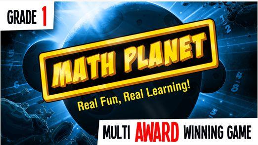 math planet app for kids