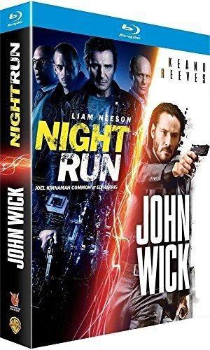 NIGHT RUN et JOHN WICK [Blu-ray]