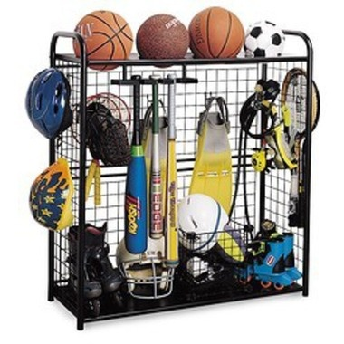 garage sports storage 50 best images about home project organize garage on 15731