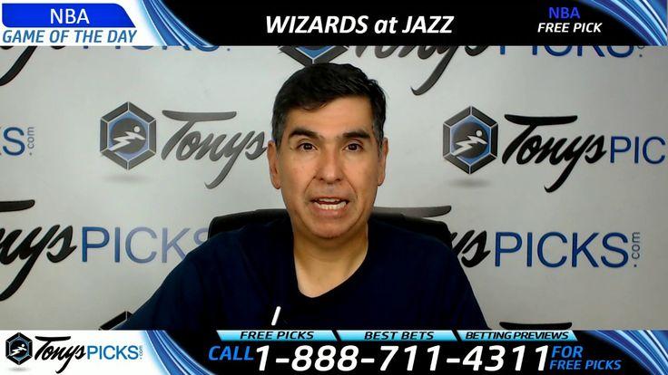 Washington Wizards vs. Utah Jazz Free NBA Basketball Picks and Predictio...