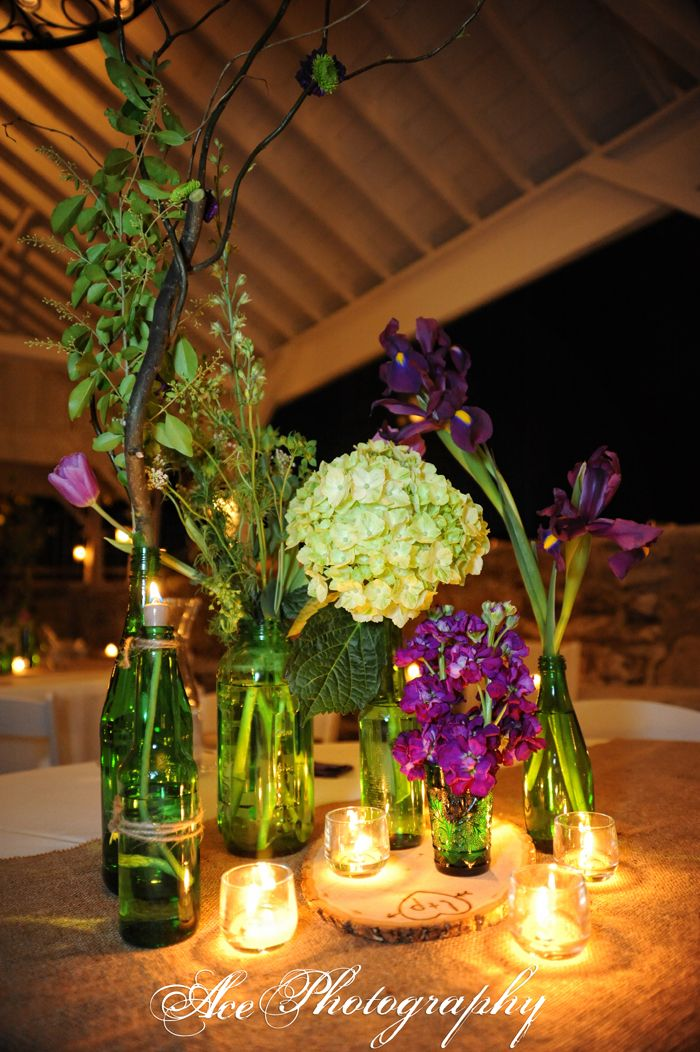 174 Best Images About Purple Amp Green Wedding Inspiration On Pinterest Purple Bouquets Wedding