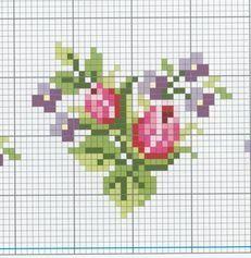 Схемы: Небольшие схемы для вышивки