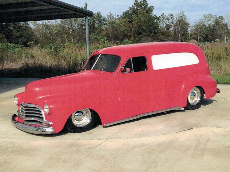1946 CHEVROLET DELIVERY - Vicari Auctions