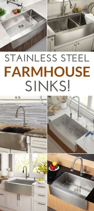 Mejores 72 imágenes de Farmhouse Sinks en Pinterest   Baño del ...