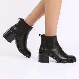 Женские Ботинки Ash XOX черный