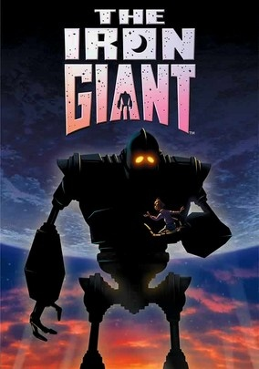 Before he made The Incredibles, Brad Bird cut his teeth on The Iron Giant. Spectacular stuff, especially the ending, which never fails to choke me up.: Jennifer Aniston, The Irons Giant, The Iron Giant, Movies, Movie Poster, Favorite Movie, Giant 1999, Animal Movie, Favorite Film