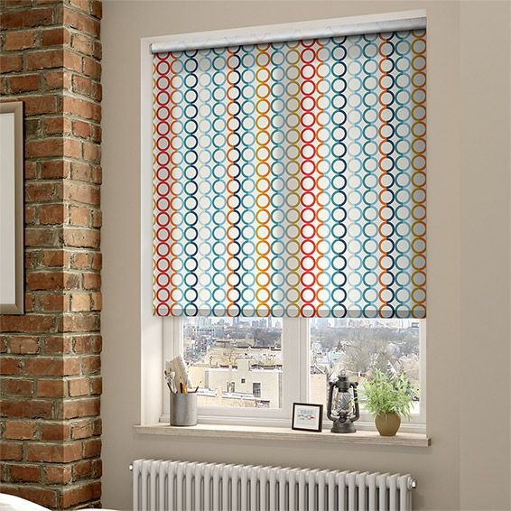 Olympia Prism Roller Blind from Blinds 2go