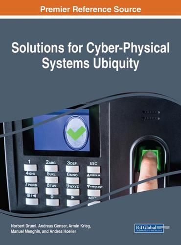Solutions for Cyber-Physical Systems Ubiquity Pdf Download e-Book