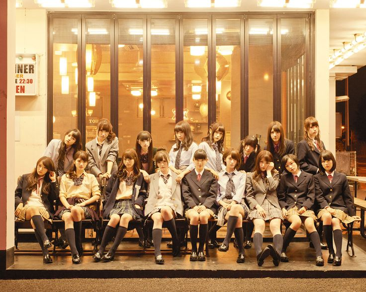 46wallpapers:  Nogizaka46 Group Photo 4th-11th Single