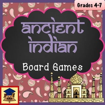 $2.00 Ancient India Board Games is a collection of three complete games plus the game-board for a fourth. These games were played as far back as 600 C.E. in India and at least two are still played in some form even today.Board Games have been a part of human culture since the dawn of written history.