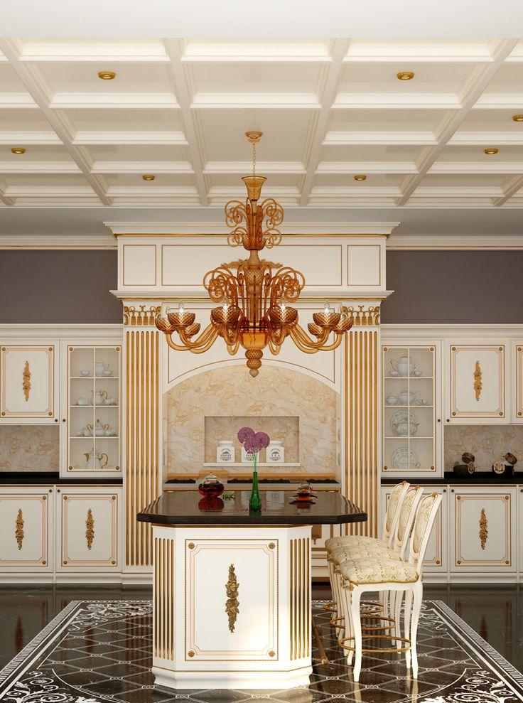 Classic Luxury Kitchen kitchen bordignon camillo - tivoli photo №1 | luxury kitchens
