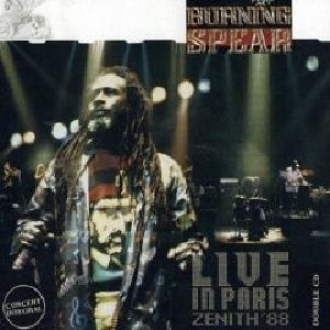 Burning Spear - Live in Paris  One of the best albums ever!
