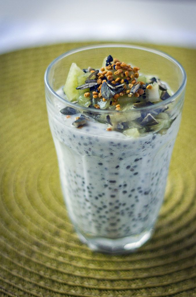 Chia seed pudding - Easiest DIY Healthy Snack