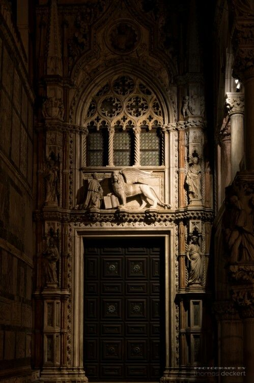 T. Decker - Venice Palazzo ducale