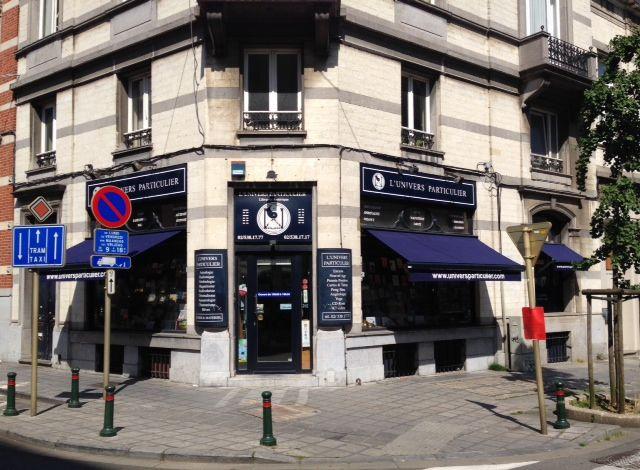 Librairie ' L'Univers Particulier ' à Bruxelles