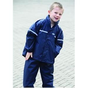 Just Adorable, Dickies Children's waterproof suit, fantastic for getting the kids involved in some of dads weekend DIY projects or just to help the father son bonding grow stronger. Dickies also do a range of childrens all in one overalls in various styles.