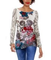 Camisetas de Mujer Desigual. Comprar ropa online en la Tienda Oficial Desigual