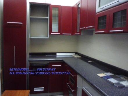 cocinas en melamina_cocinas en melamine,muebles para cocinas ...