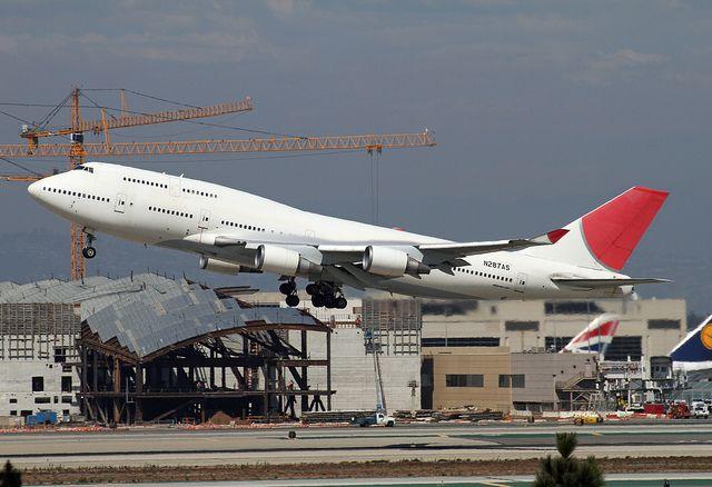 Atlas Air, Boeing 747-400 | Boeing 747-400 Atlas Air LAX Sep… | Flickr