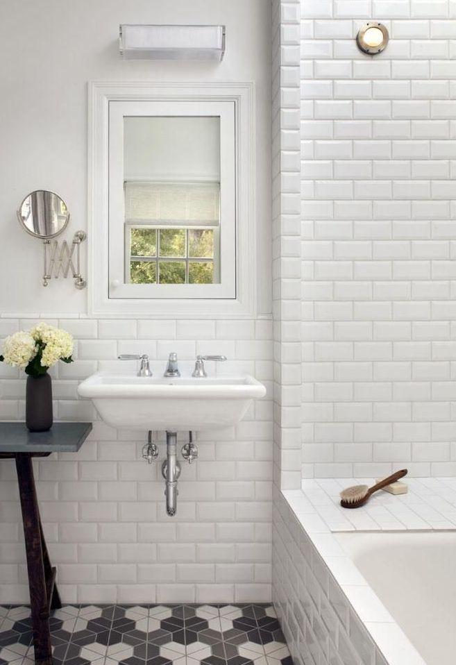 rivestimento doccia - piastrelle diamantate bianche