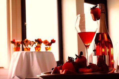 Hausgemachter Erdbeer-Rhabarber-Sirup   cookionista