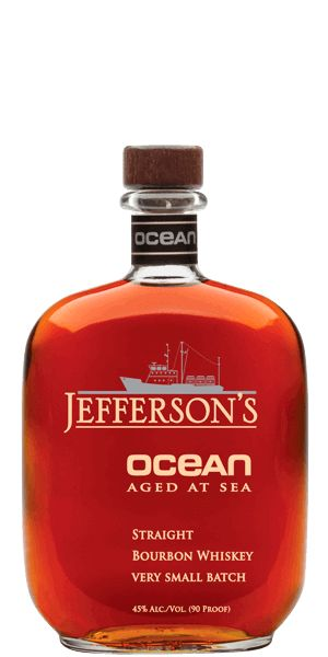 Discover Jefferson's Ocean Aged At Sea Bourbon Whiskey at Flaviar