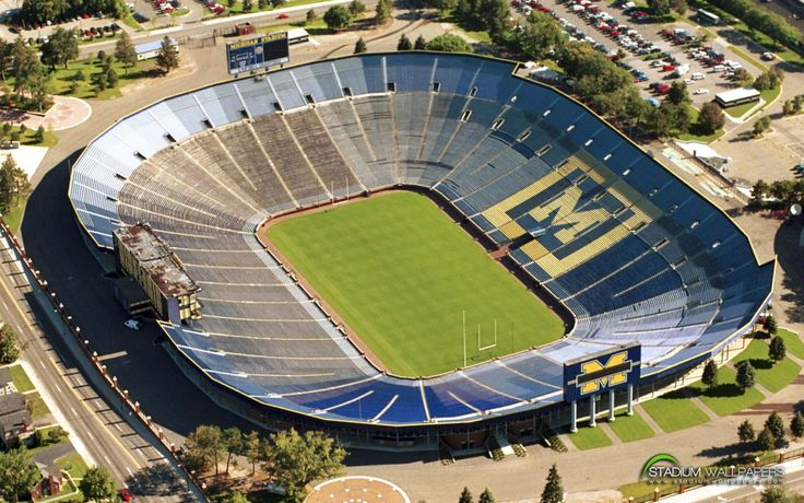 Do you know what the largest Football Stadium in the United States is?  Follow @SportsCrunch DotCom.com to find out!