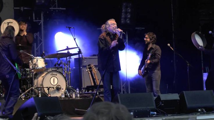 Robert Plant & The Sensational Space Shifters - Rainbow
