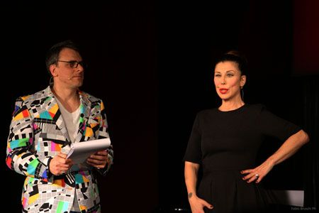 "Gay Village, 4 luglio presenta, ""Vintage"" #Inscena Michela Andreozzi e Max Vado  "