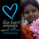 United Nations: Blue Heart Campaign seeks to eliminate human trafficking and help countries and organizations combat the issue. Through the use of training manuals and seminars, the United Nations hopes to train countries to attack the issue from within in order to collectively eliminate human trafficking throughout the world.