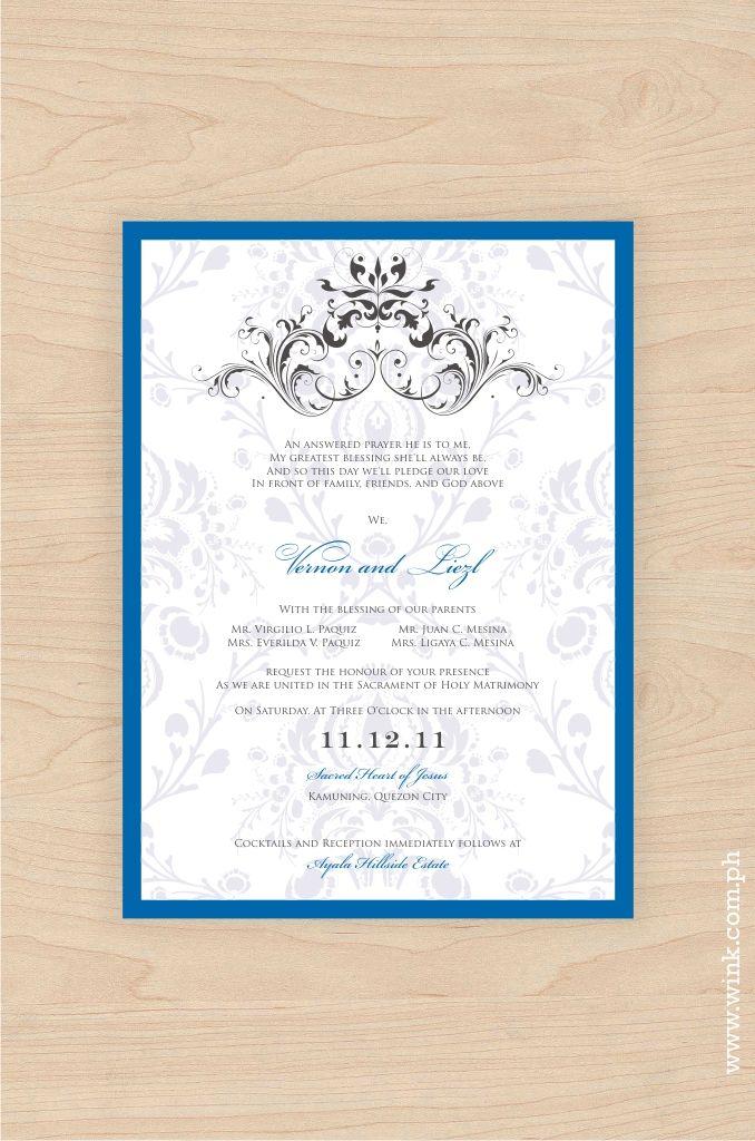 83 best wedding invitations by written in ink wink images on tiara fringe written in ink stopboris Choice Image