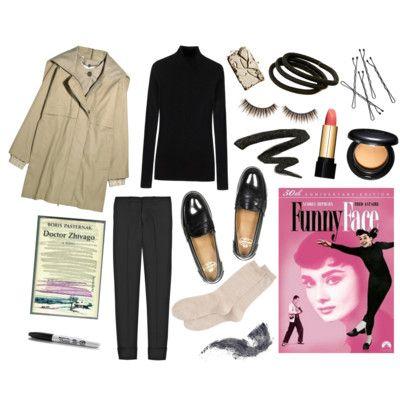 Audrey Hepburn Halloween Costume Ideas (3)
