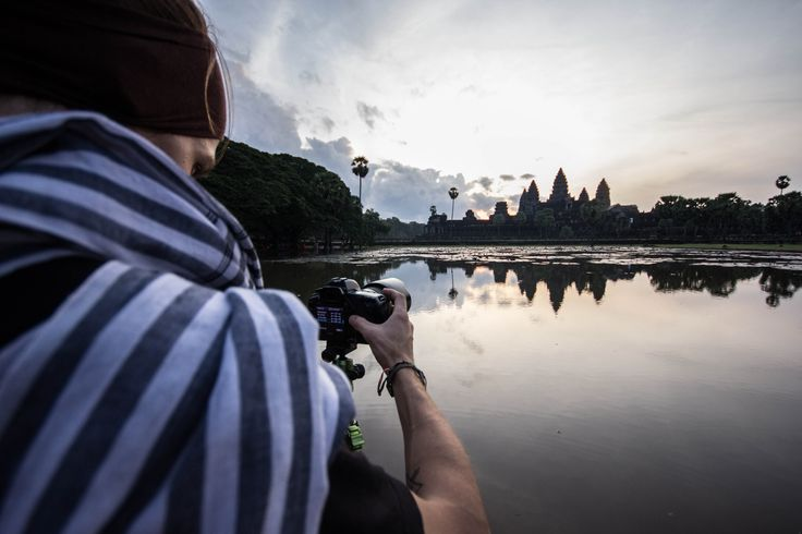 Photographing one of the worlds most iconic temples, Angkor Wat - Kingdom Of Cambodia.