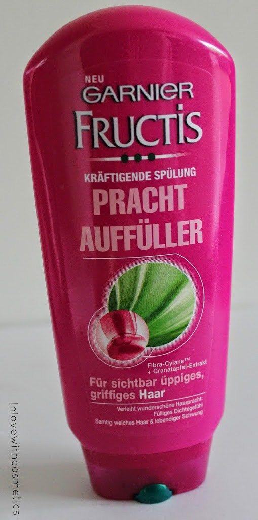 Garnier Fructis - Kräftigende Spülung - Pracht Auffüller