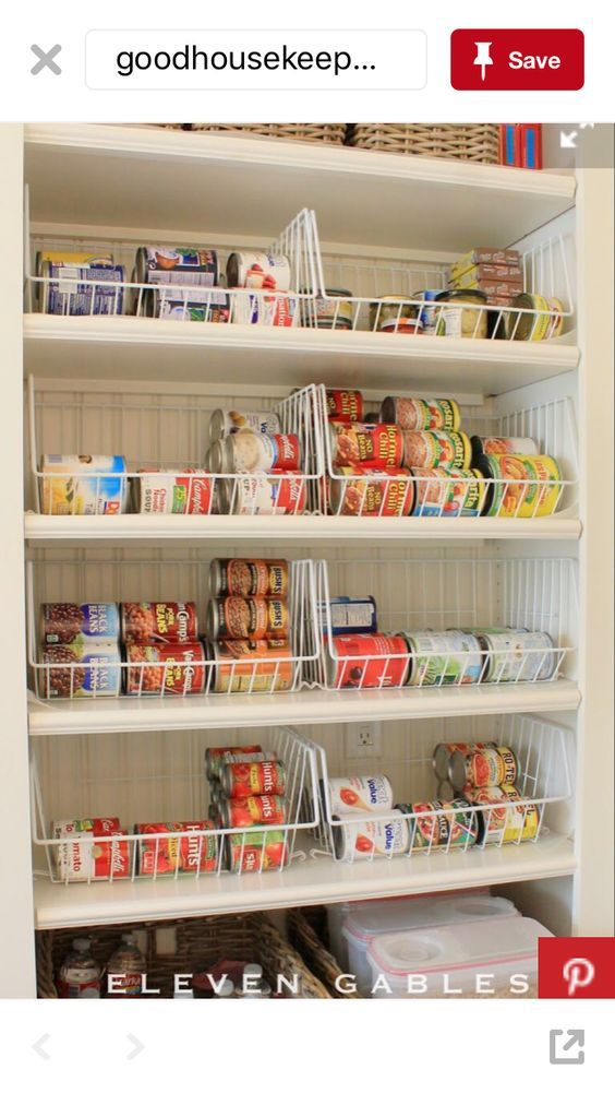 15+ DIY Kitchen Gadgets Youu0027ll Love | Amazing Gadgets | Kitchen organization pantry Pantry storage Pantry organization : diy kitchen organization ideas - hauntedcathouse.org