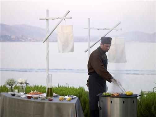 ARIA Fine Catering #wedding #gamos more ideas for your wedding at www.gamos.gr