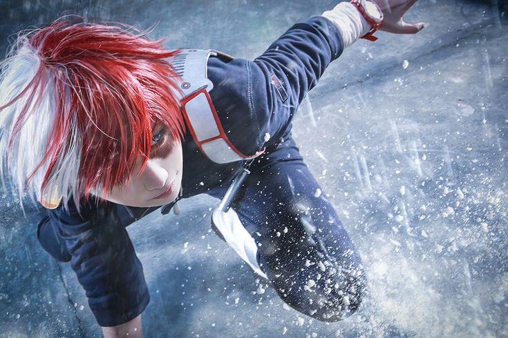 Boku no Hero Academia || Todoroki Shouto [ Cosplayer: Takuwest ]
