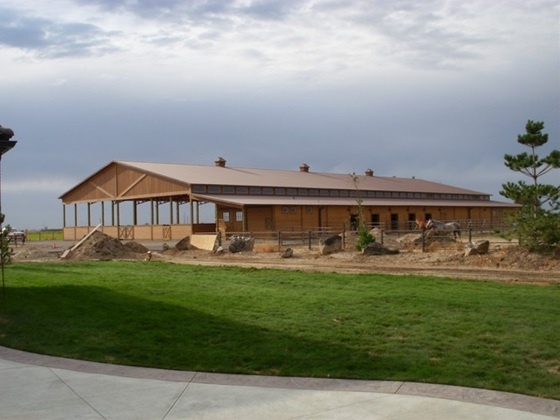 Pin by Barn Pros on Horse Riding Arenas | Pinterest ...