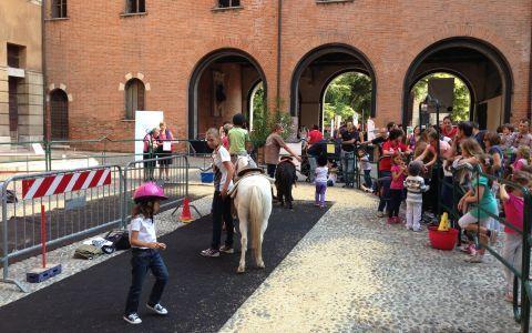 Anteprima Fiera Cavalli con il Battesimo della Sella al Tocatì @gardaconcierge