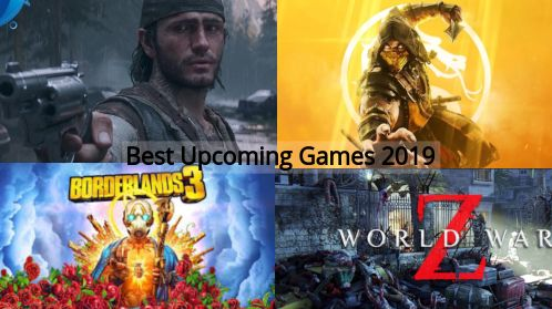 List of upcoming games 2019 here we discussed about new games 2019