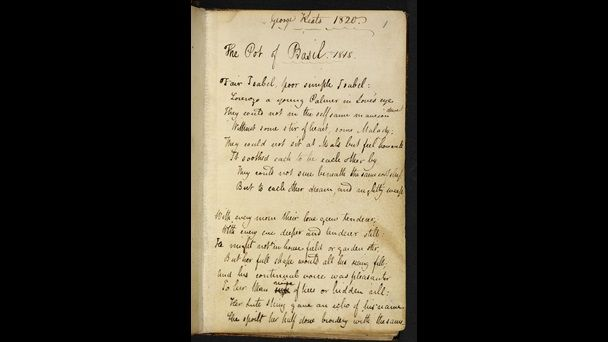 to autumn by john keats To autumn is an ode by english romantic poet john keats to autumn was composed on 19 september 1819 and published in 1820 in lamia, isabella, the.