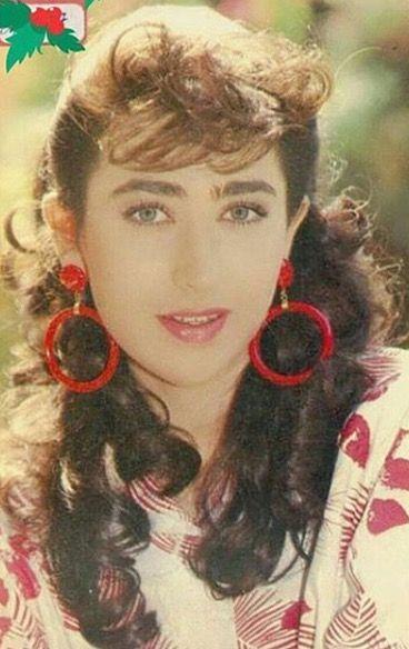 Young Karisma Kapoor