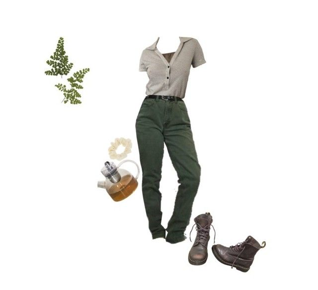 """""""change"""" by annasxox ❤ liked on Polyvore featuring Dr. Martens and Topshop"""