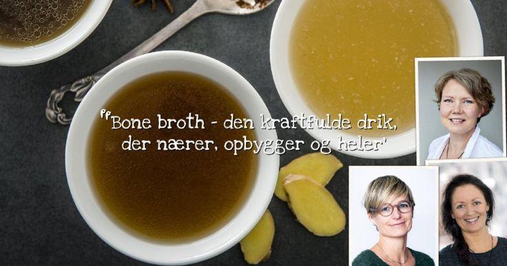 Sådan kan simpel suppe genopbygge skader fra autoimmun sygdom - Autoimmun.co