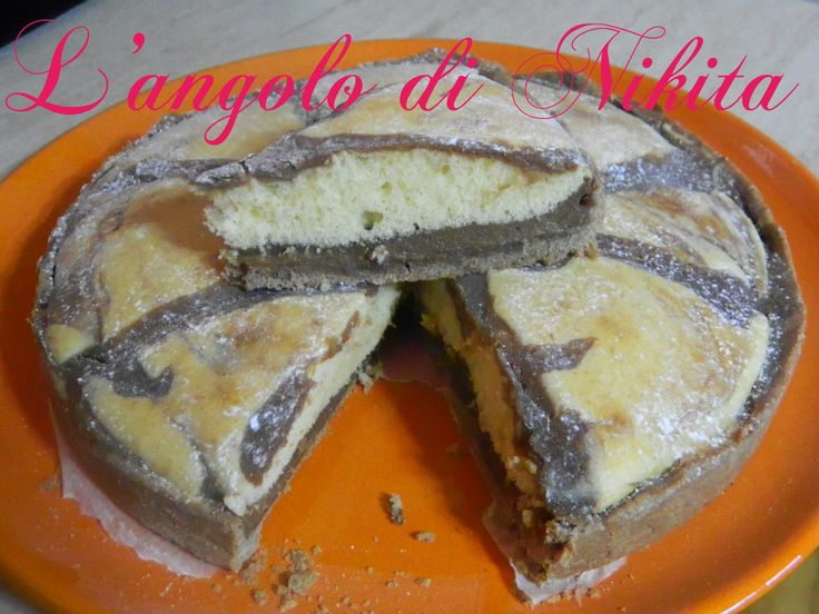 Torta+tre+strati+al+cacao+e+crema+al+cioccolato